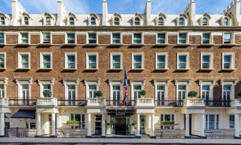 Edwardian London Hotels