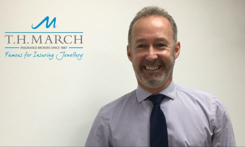 Neil Macfarlane, director of insurance firm TH March