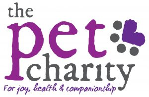 Pet charity - with strapline