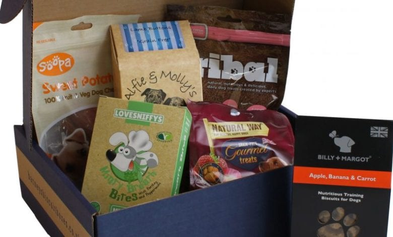 Pet Business Biscuit Boxes