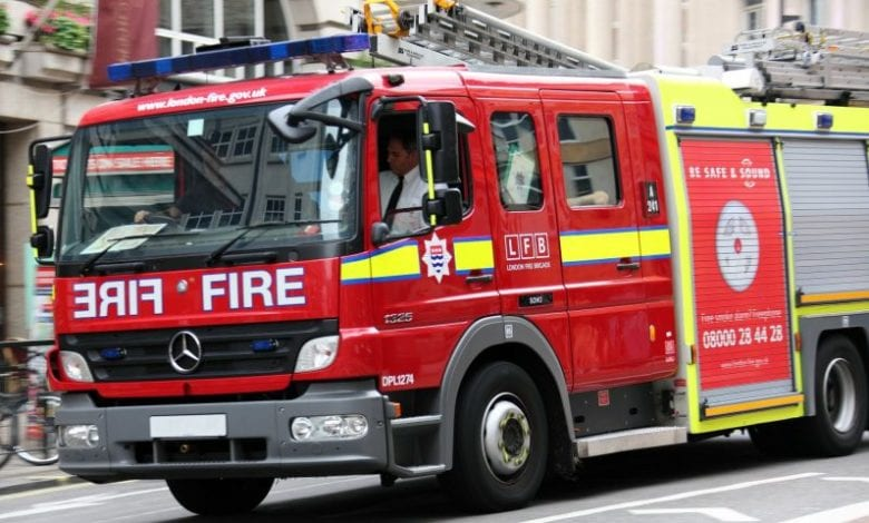 Pets at Home fire