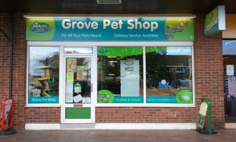 Pet Trade Grove Shop