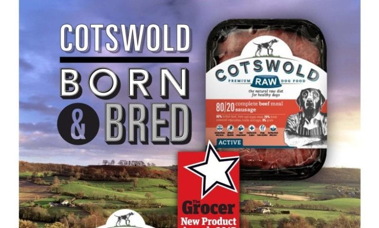 Cotswold RAW, Dog Food, BARF