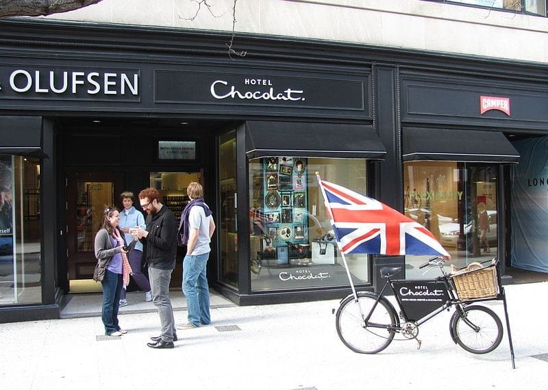 Hotel Chocolat beats high street woes with strong revenue